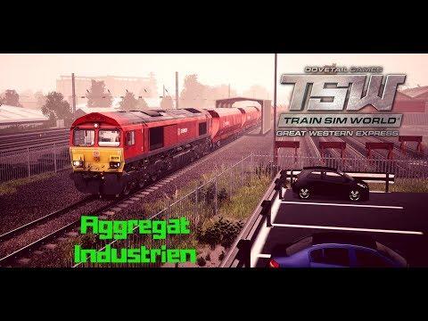 Train Sim World - Aggregat Industrien (Aggregate Industries) BR Class 66 EWS
