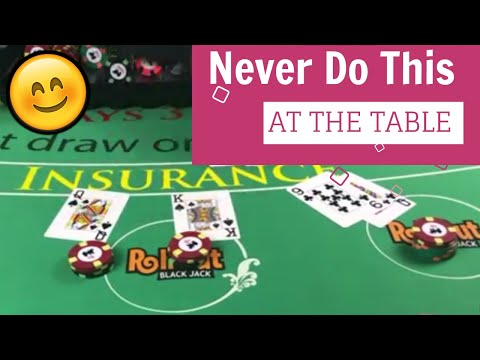 Never do this at the Blackjack table - Live Blackjack Strem with Daryn and Tyler - $300 to ?????