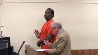 Suspected Daytona serial killer appeared in Volusia jail courtroom accused of killing 3 women.