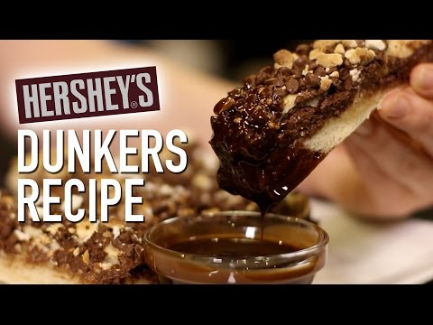 DIY Hershey Dunkers - Pizza Hut