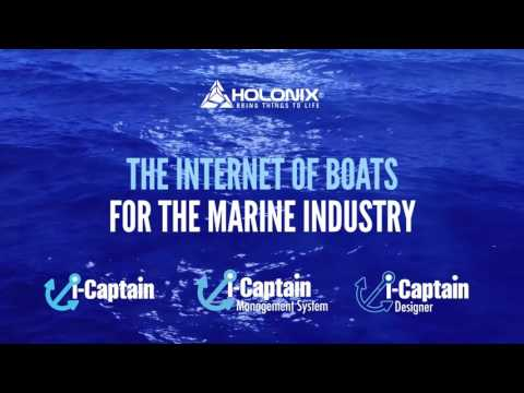 i-Captain Solutions - The internet of boats for the marine industry.