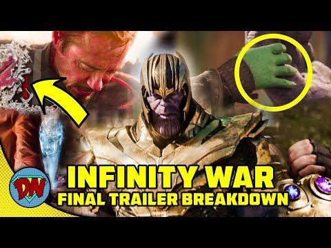 Avengers: Infinity War Final Trailer Breakdown in Hindi   DesiNerd
