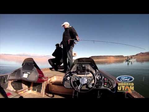 Winter Bass Fishing, St. George Utah