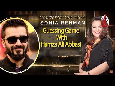 Guessing Game With Hamza Ali Abbasi    Sonia Rehman   Hamza Ali Abbasi   Best Scene