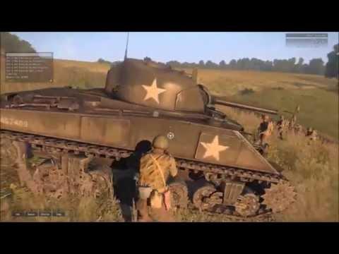 Iron Front мод Второй Мировой для ArmA 3