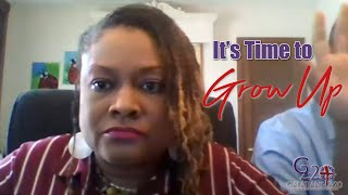 Galatians 2:20 Ministries | Apostle Cynthia Buford | It's Time to Grow Up