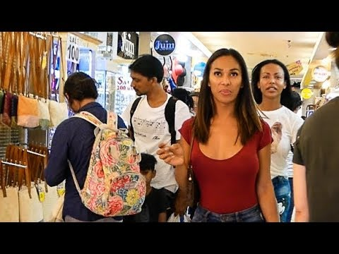 Platinum Fashion Mall - Shopping in Bangkok 2018