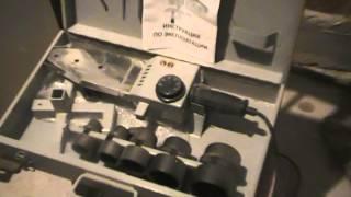 Замена железных труб на полипропилен