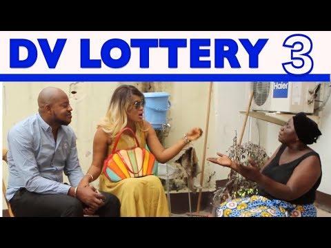 DV LOTTERY Ep 3 Theatre Congolais avec Ebakata,Makambo,Darling,José des Londres,Koko Bilali