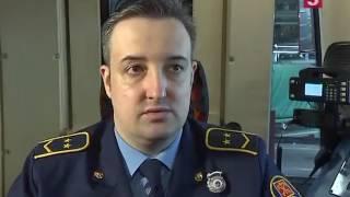 """""""Утро на 5"""" - Люди дела. Машинист метро.(23-05-2017)"""