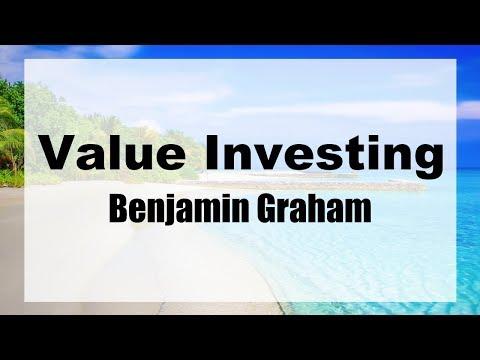Value Investing Benjamin Graham