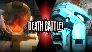 Download Meta VS Carolina (Red VS Blue) | DEATH BATTLE! Mp3 and Videos