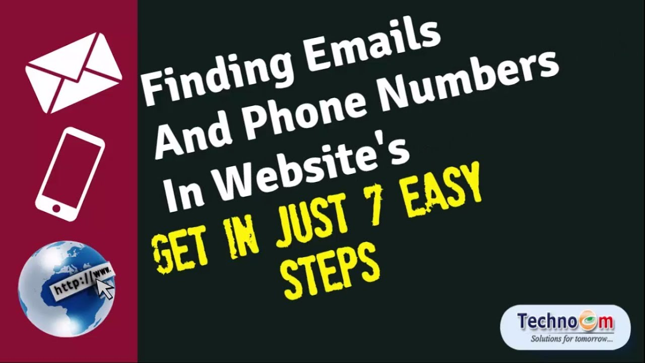 web email extractor - Phone Numbers extractor From Website - web phone  number extractor