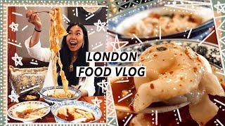 Must Try Chinese Noodles & Dumplings | London Food Vlog