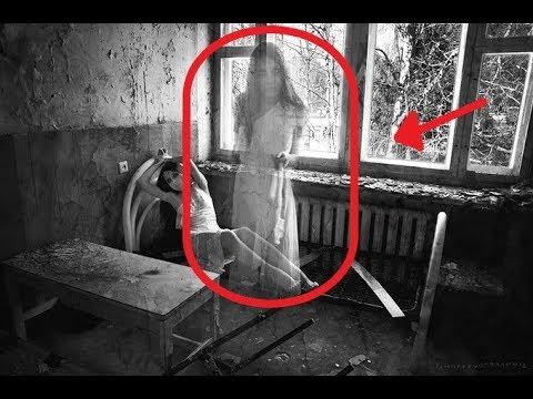 ТОП 5 призраков снятых на камеру в 2018