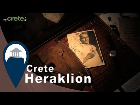 Crete | The Museum of Nikos Kazantzakis in Heraklion Region