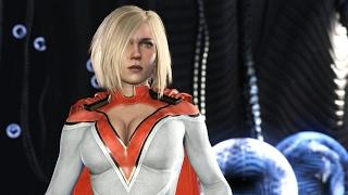 Injustice 2: Every Premier Skin (So Far)