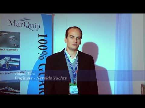 Testimonial Marquip - Tayfun Turk – Engineer at Nereids Yachts