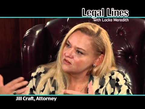 Attorney Jill Craft discusses discrimination litigation on Legal Lines with Locke Meredith