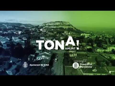 TONA AMUNT! Vídeo promocional (Realitzat per GramaTV)