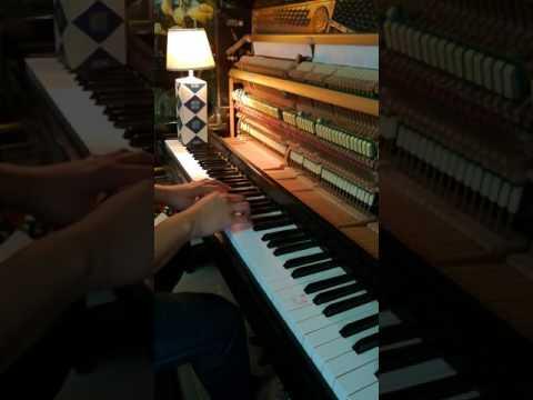Warkah Untukku - Ara AF2016 (piano)