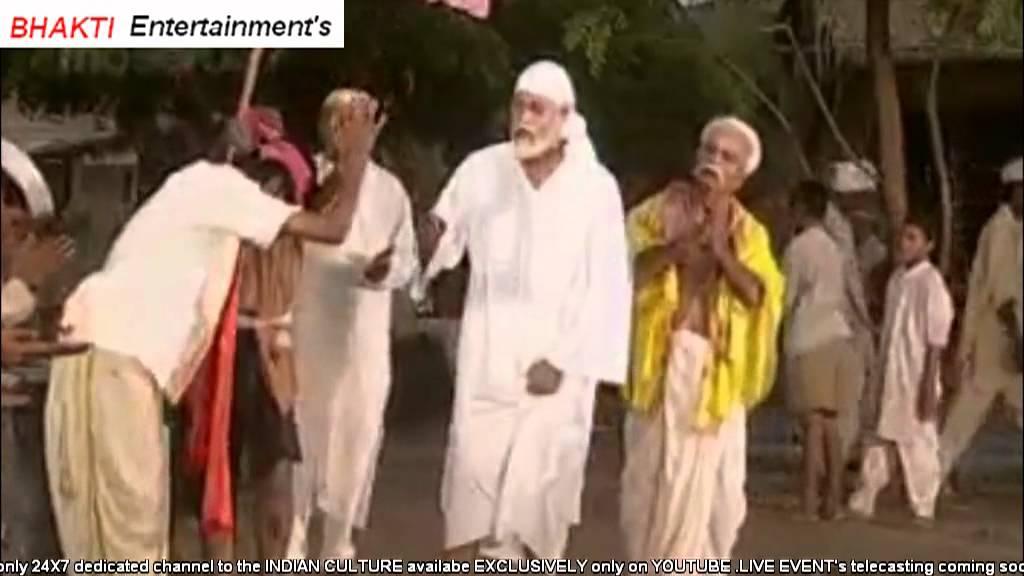 Sai Baba Wallpaper Download 3d Shirdi Sai Baba Tv Serial Title Song Hd 1080i 3d