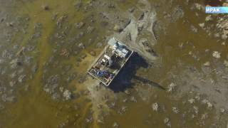 В Ираке завершены полевые сейсморазведочные работы 3D на месторождении Западная Курна-2