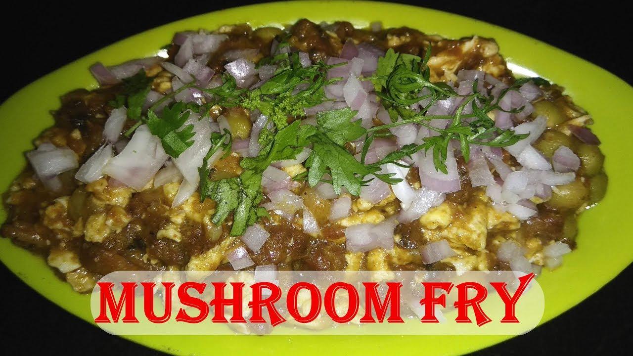 recipe: mushroom fry in tamil [24]