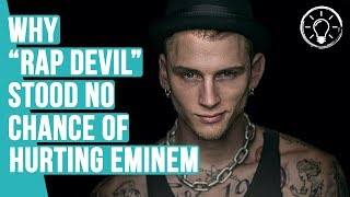 Why MGK Lost To Eminem Even Before Their Beef Started