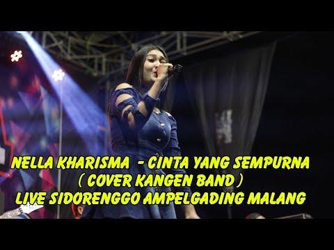 Nella Kharisma  Tampil Super CANTIK - Cinta Yang Sempurna ( Cover Kangen Band )