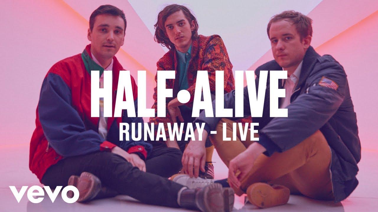 half·alive — «RUNAWAY» (Live) | Vevo DSCVR