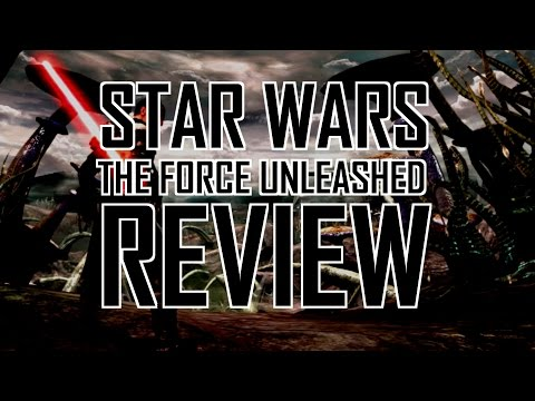 Star Wars The Force Unleashed review