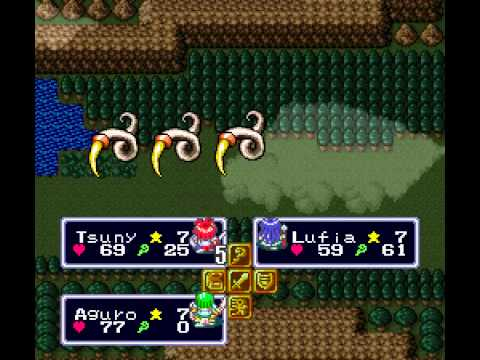 SNES Longplay [319] Lufia the Fortress of Doom (part 1 of 5)