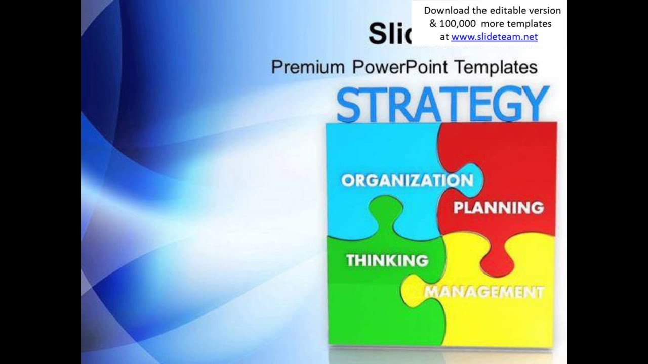 business plan strategy ppt