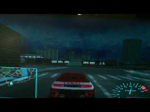 Midnight Club: Street Racing - The Big London Jump