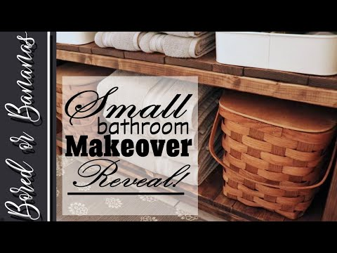 small-vintage,-thrifted-and-diy-bathroom-makeover-on-a-budget!-{bored-or-bananas}