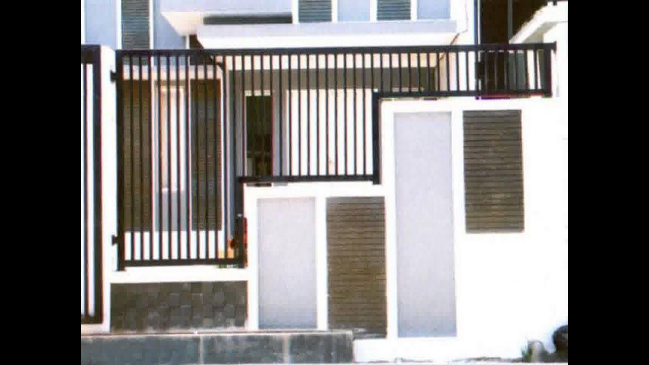Pagar Rumah Lebar 6 Meter - Visi Rumah Baru