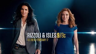 "Rizzoli and Isles Season 5 ""Ladies"" Promo (HD)"