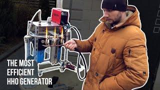 технология электролиза воды. Изделие 2