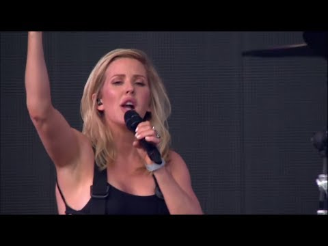 Ellie Goulding - Outside (Live 2016)