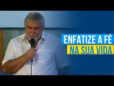 ENFATIZE A FÉ NA SUA VIDA | Irmão José Roberto Alonso