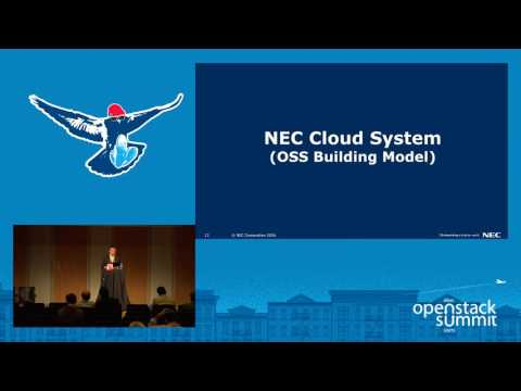 NEC- The Telecom Requirements for OpenStack- How to Reduce Operation Cost After Day 2