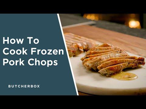 Perfect Pork Chops