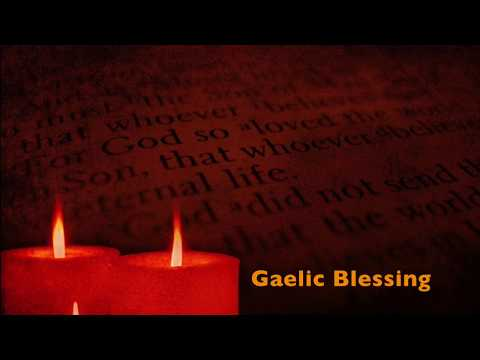 The ISS sings John Rutter's 'A Gaelic Blessing'