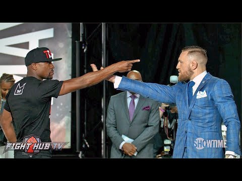 Thumbnail: WELCOME TO THE MCGREGOR SHOW! THE BEST OF THE TORONTO MAYWEATHER MCGREGOR PRESS CONFERENCE