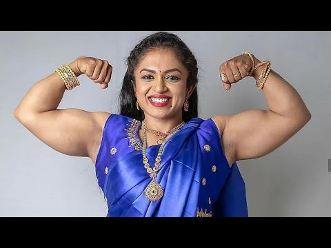 Europa Bhumika, INDIA FEMALES BODYBUILDING,  GYM WORKOUT,