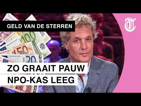 Jeroen Pauw casht door slim trucje - GELD VAN DE STERREN #48