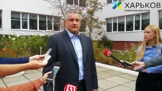 Сергей Аксёнов принял участие в голосовании на выборах депутатов
