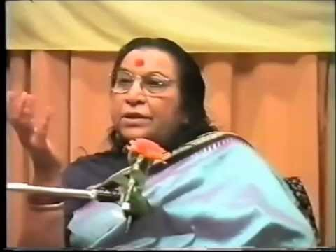 Kundalini Awakening Intro Chinese Sahaja Yoga (Shri Mataji Beijing China 1995) Self Realization Tao