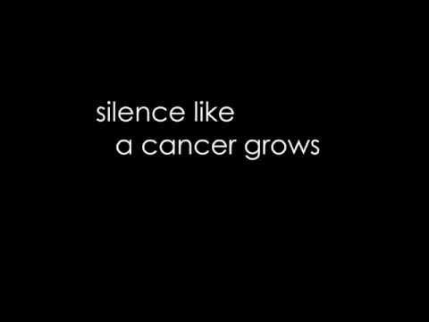 Disturbed - ''The Sound of Silence'' Lyrics